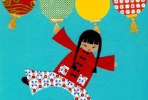 Asian Themed Stuff / by Tammy Conlan
