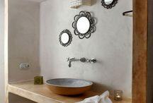 guest bathroom - bagno giorno