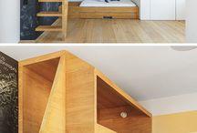 Møbler små leiligheter