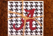 Bama/Houndstooth / by Ellen Ross