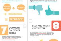 Blogging Infographics / by VerticalResponse