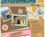 Scrapbooking Ideas / by Teresa Staples