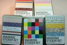 Masking Tapes / by Sticker Stop