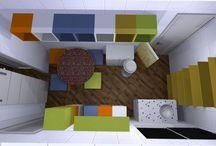 projetos / interiores