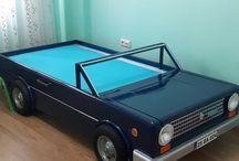 FIAT Murat 124 Kids bed