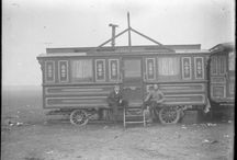 showmans wagons