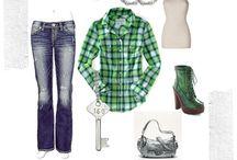 cute clothes / by Angela Eskridge