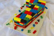 Number Seven Cake Designs