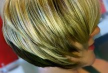 My hairstyles and color / by Debi Horton