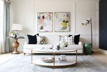 Gathering spaces / Living room inspiration