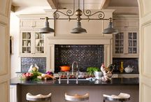 Kitchens / by Cathy Field~Turkey Creek Lavender