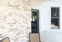 Brick wall inspiration