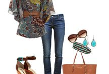Stylin' / Clothing and accessory inspiration