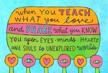 Teaching- Quotes / by Shaina Kristy
