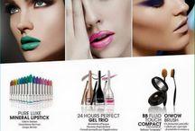 Malika Cosmetics / Selling Cailyn cosmetics and incoco nail appliqués