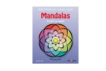 Mandalas coloring books / Mandalas are much more than just patterns in a colouring book. When children colour Mandalas, it promotes their creativity and improves concentration. Moreover, the activity itself has a calming effect.