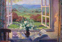 British painters