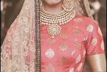 bride nude makeup