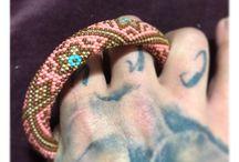 Miyuki / Mes bracelets en perles