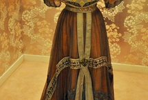 Costumes - 1900-19 Edwardian/La Belle Epoque / by Emily Kimball