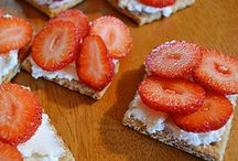 Best Snacks! / Perfect snacks for after school or for your little one's lunch!