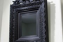 Mirrors / Acme Framing specialises in custom designed mirrors. The possibilities are endless.