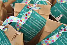neighbor gift ideas (holidays) / by Jode Fitzgerald