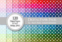 Digital Paper Pack / Digital Paper Pack