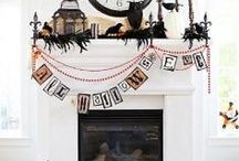 Holloween decor / by Teresa Bogan