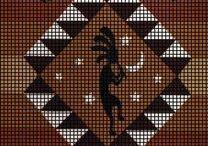 kokopelli crochet pattern