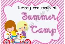 Summer Program / by Teresa Johnson