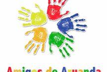 AMIGOS DE ARUANDA / Grupo de amigos criado com a intenção de ajudar ao próximo.