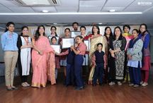 PRESIDIANS WELCOME SPARSH STUDENTS WITH OPEN HEARTS