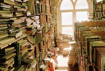 Second Hand Book Shops / The interiors, ambience, reassurance, wonder and beauty of second hand bookshop interiors