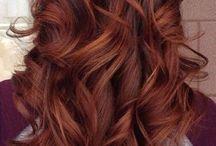 A hår