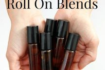 DõTERRA roll on blends