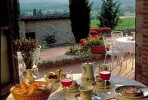 Places to Be / places to visit, eg Tuscany