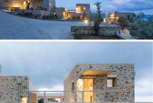 new villa greek island