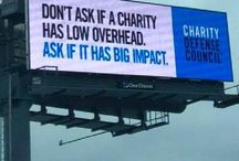 Messages About Charities