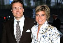 Constantijn & Laurentien / by Sherry Garland