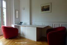 bureau contemporain Paris