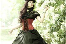 Victorian Goth ideas