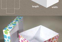 cajas como hacer