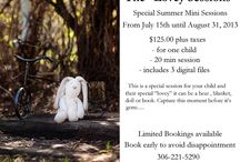 Forever Captured Photography Special Promotions