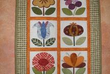 Mis trabajos de patchwork / by Vanessa Schwartz