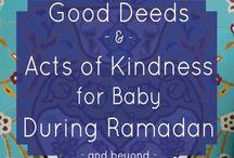 Ramadan ideas