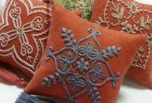 wzory haftów