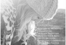 BLOGGING: TOOLS, PHOTO EDITING, TIPS / TIPS TO IMPROVE MY BLOGGER SKILL