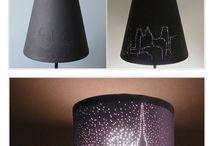 lampa dziurki