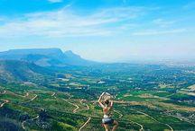 hiking photo ideas